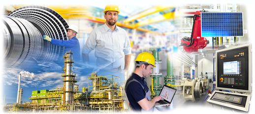 Berufe in der Industrie // jobs in the industry